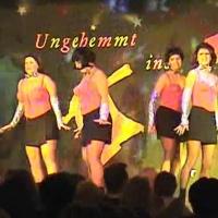 11.11. in der Linde: Es tanzten mit: Corina Götz, Anja Martini, Marion Lohrer, Sonja Lohrer, Michaela Schuster und Tanja Traber.