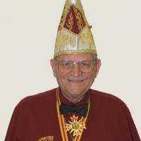 Ehrenpräsident Paul Bischoff.