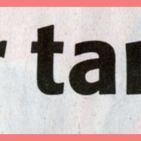 Fasnachtsparty im Havana: Zeitungsartikel.