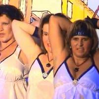 """11.11. in der Linde: """"Just For Raining Man"""" mit der Tanzgruppe """"Just For Fun"""" unter der Leitung von Ute Hofmeier."""