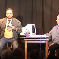 11.11. in der Linde: Gut beraten waren Hans-Peter Pfundstein und Jürgen Stöß.