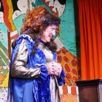 11.11. in der Linde: Das Ritterfräulein Kunigunde mit Gene Bruderhofer. Petra war an einem Abend wegen Krankheit ausgefallen.