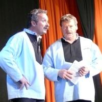 11.11. in der Linde: Wichtiges zum Programmheft mit Ekki Moser und Heinz Auer.