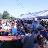 Schneckenbürgler Sommerfest: Bei schönstem Wetter konnte gefeiert werden.