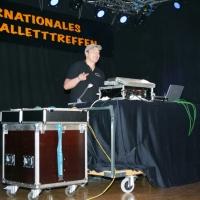Männerballett-Treffen vom Schbeeschreck: Danach heizte DJ Röcki noch die Stimmung weiter an.
