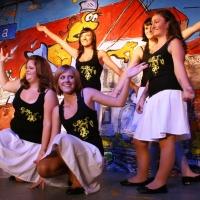 11.11. in der Linde: Es tanzten mit: Elena Moser, Nadine Auer, Stephanie Schieß, Melanie Mühlbrandt, Anna Deutinger und Julia Ebert.