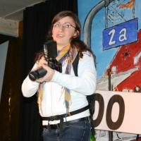 11.11. in der Linde: Auf den Bildern fehlten Ramona Göggel und Rolf Reisacher. Elena war als rasende Reporterin dabei.