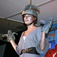 11.11. in der Linde: ... Stephanie Schieß ...