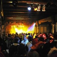 Partynacht an Fasnachtssamstag im Konzil: Es herrschte eine tolle Stimmung im Saal.