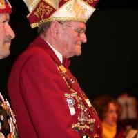 Paul Bischoff wurde von der Narrenvereinigung Hegau Bodensee zum Narrenvogt ernannt.