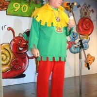 11.11. in der Linde: ... Gene Bruderhofer ...