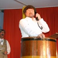 11.11. in der Linde: Es folgte Hans-Peter Pfundstein als Helmut Faßnacht.