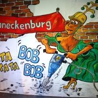 """11.11. in der Linde: Das diesjährige Motto hieß """"Baustelle Schneckenburg"""""""