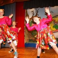 90 Jahre Schneckenburg: Die Tanzmäuse der Schneckenburg zeigten Ihren neusten Tanz.