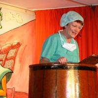 11.11. in der Linde: Die Chirurgin Petra Bruderhofer stand parat.