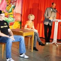 11.11. in der Linde: Speed Dating auf dem Campingplatz mit Dagmar Hohensteiner, Rolf Reisacher und Jürgen Stöß.