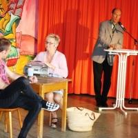 11.11. in der Linde: Vernittelt wurden noch Karin und Armin Ott.