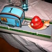 11.11. in der Linde: Auch die Tischdeko passte dazu.