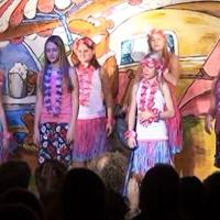 11.11. in der Linde: Es tanzten mit: Lara Stross, Kimberley Schöller, Laura Dietrich, Melissa Rahming, Jasmine Renner, Vanessa Urban, Annika Ott und Jessica Göggel.