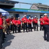 Die Clowngruppe spielte beim DMSC in Güttingen.
