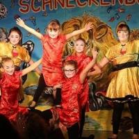 11.11. in der Linde: Es tanzten mit: Kim Schöller, Sarah und Laura Weinbrenner, Saskia Mayer-Deiringer, Jessica Göggel, Annika Suckow und Laura Muffler.