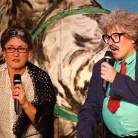 """11.11. in der Linde: Die """"Hip-Hop Ommas und Oppas"""" Sonja Lohrer und Ute Hofmeier."""