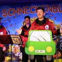 11.11. in der Linde: Die Gesangsnummer der Schneckenburg.