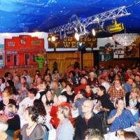 11.11. in der Linde: Das Publikum im Saal war vom Abend begeistert.