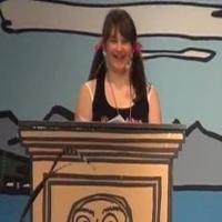 Frühschoppen im Konzil: Lara Stross war in der Pupertät.