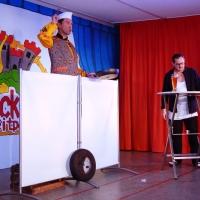 11.11. in der Linde: Kulinarische Highlights wurden von Jürgen Stöß und Hansi Stross dargeboten.