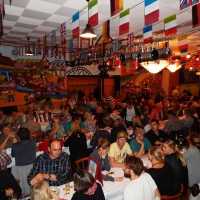 11.11. in der Linde: Das Publikum im Saal war begeistert.