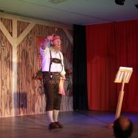 11.11. in der Linde: Schlager Fuzzi Wolfgang Sterk wurde bei seinem Auftritt umjubelt.