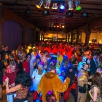 Schneckenbürgler Party-Nacht im Konzil: Das Publikum war auch begeistert.
