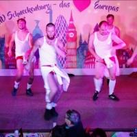 11.11. in der Linde: Es tanzten mit: Simon Zachenbacher, Jonas Stadelhofer, Fabian Hoch, Manuel Spießer, Nikolai Stross und Stefan Vetter.