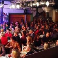 11.11. in der Linde: Das Publikum erwartete den Einmarsch der Elferräte.
