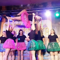 11.11. der Schneckenburg: Das Schneckenburg-Ballett führte das Publikum in die 80ger Jahre.