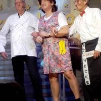 11.11. der Schneckenburg: Mit dabei waren noch Dirk Mutter, Markus Deutinger und Wolfgang Sterk.