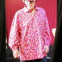 11.11. der Schneckenburg: Wolfgang Sterk war wieder als d' Fuzzi auf der Bühne.