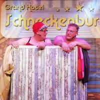 11.11. der Schneckenburg: Im Wellness-Stress waren Holger Walter und Alexander Urban.
