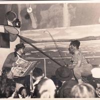 Bunter Abend 1938: Eine Fischer-Poesie mit Ehrler und Scherrer.