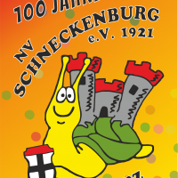Schneckenburg-Fahne-100-Jahre